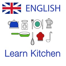 Activities of Learn Kitchen Words in English Language