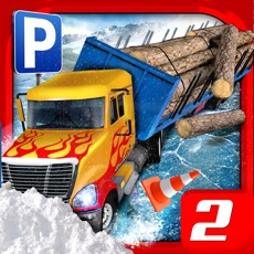Activities of Ice Road Trucker Parking Simulator 2 a Real Monster Truck Car Park Racing Game