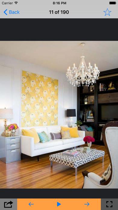 Living Room Decorations screenshot four