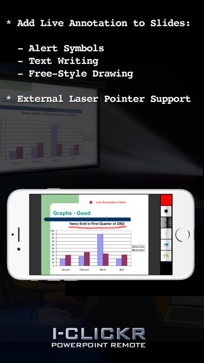 i-Clickr Remote for PowerPoint screenshot-4