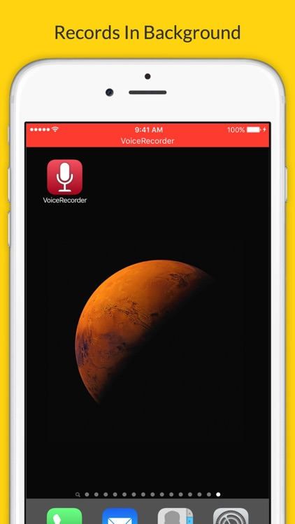 Voice Recorder: Premium Edition (Perfect For Recording Meetings, Lectures, Interviews etc.) screenshot-3