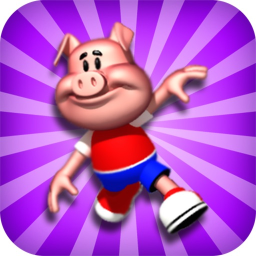 Flying Pig The Adventure icon