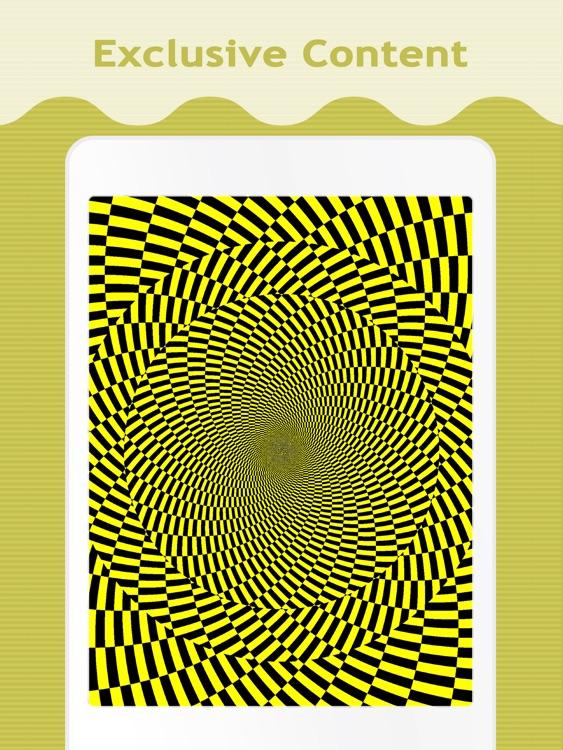 Illusion Wallpapers HD for iPad screenshot-3