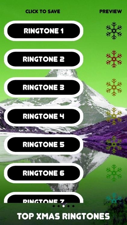 Free Top X-mas Ringtones