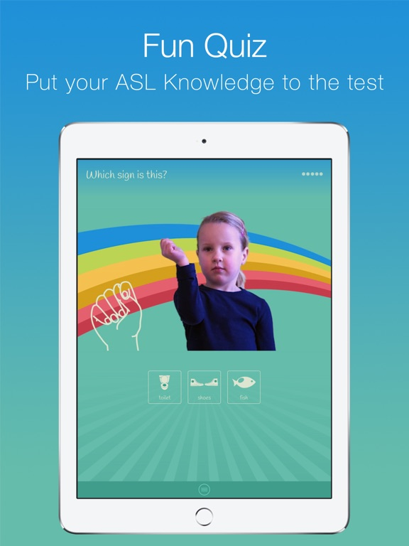ASL Kids - Sign Language-ipad-4