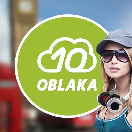 Oblaka 10 - разговорный английский язык, английская грамматика и разговорник Английского языка
