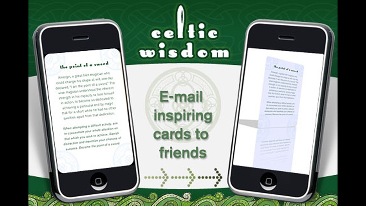Celtic Wisdom Deck screenshot-3
