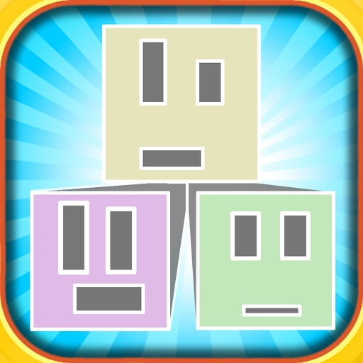 Adventure Fashioned - Stack The Fun Cubes icon