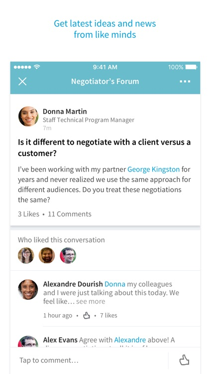 LinkedIn Groups screenshot-3