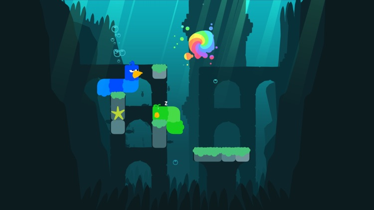 Snakebird screenshot-2