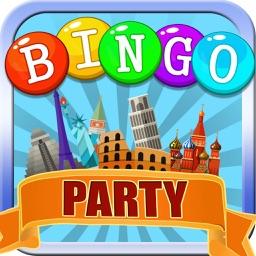 Bingo City Party Game - Free Bingo Casino Game