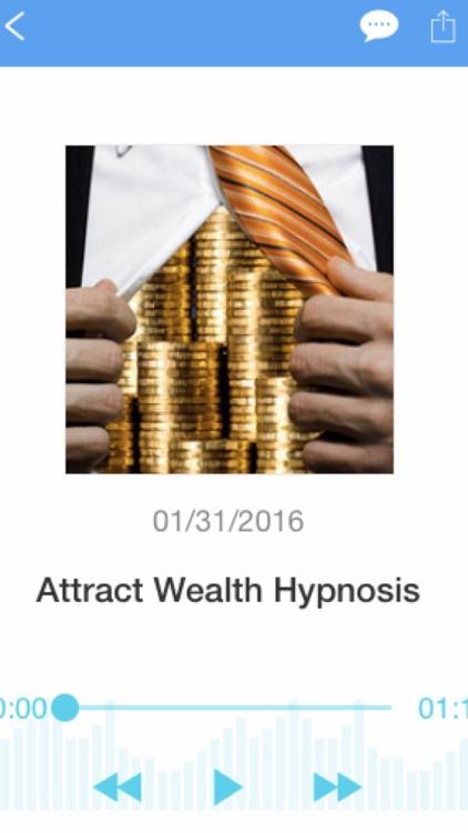Attract Monetary Wealth & Financial Abundance With Hypnosis: Wealth & Abundance Hypnosis Audio