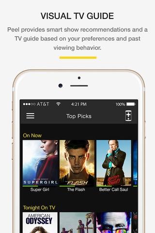 Peel Smart Remote screenshot 3