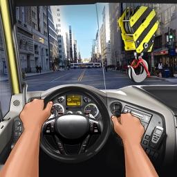 Drive 3D Crane Simulator