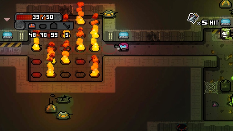 Space Grunts screenshot-3