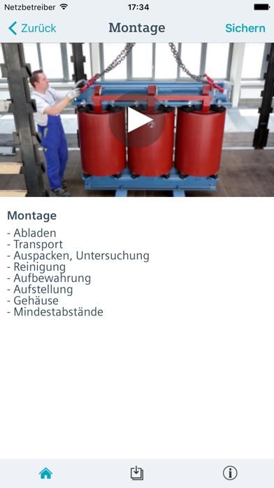 Geafol Gießharztransormatoren BetriebsanleitungScreenshot von 1