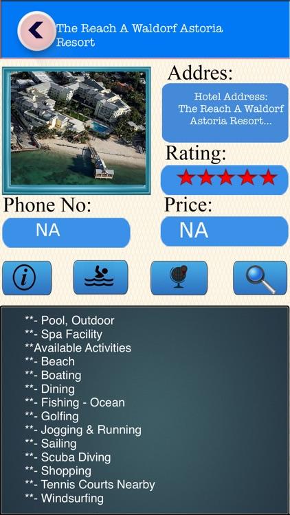 Florida Keys Island Offline Travel Guide screenshot-3