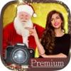 Your photo with Santa Claus Premium