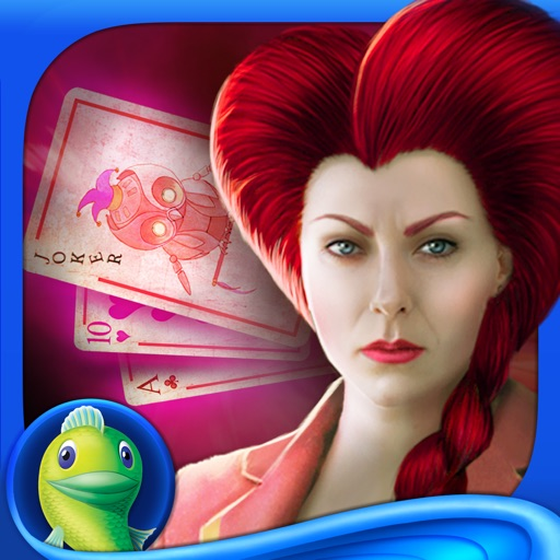 Nevertales: Smoke and Mirrors HD - A Hidden Objects Storybook Adventure icon