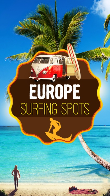 Europe Surfing Spots screenshot-0
