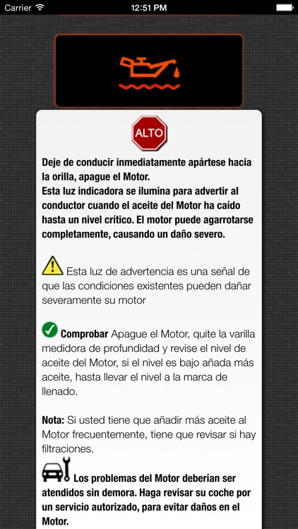 Honda Luces Advertencia y Honda Problemas con Asistencia vial screenshot-2