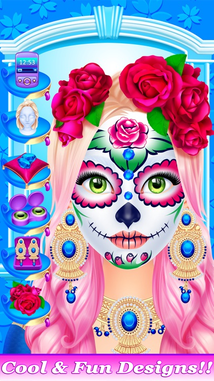 Crazy Face Paint Party Salon - Makeup & Kids Games