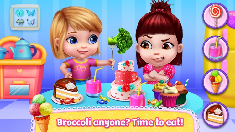 Baby Kim - Care & Dress Up screenshot-3