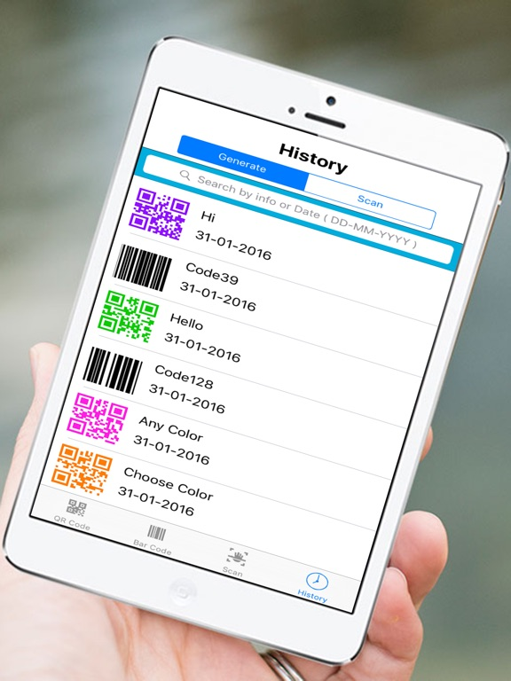 Bar & QR Kit : Generate and Read Colourful QRcode, BarCode and Data Matrix   | App Price Drops