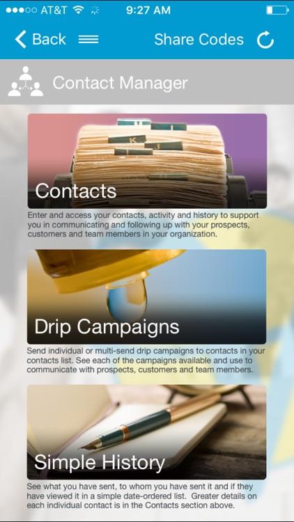 1VIZN Business App