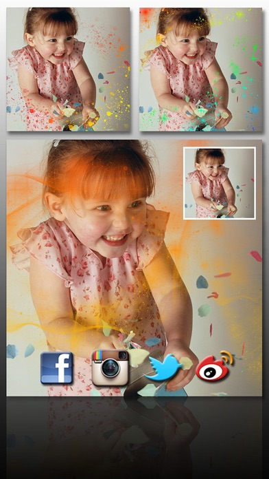 PhotoJus Glitters FX - Pic Effect for Instagram screenshot two
