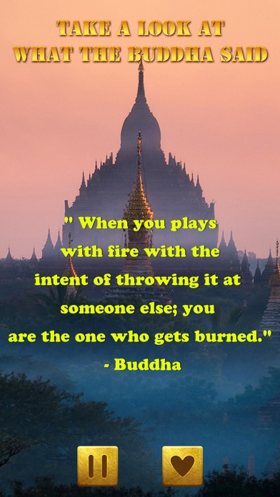 Daily Buddha Quotes - Buddhist Mindfulness Words of Wisdom Every Day-0