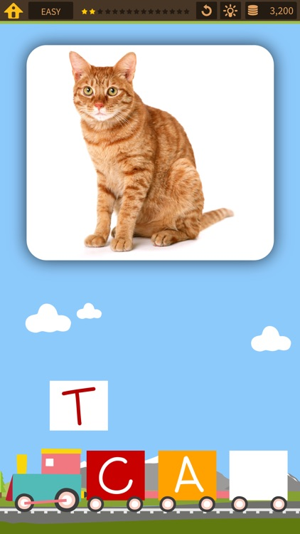 Words Train - Spelling Bee & Word Game for kids screenshot-0