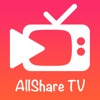 AllShare TV - Media Server with SmartTV Connect - iPhoneアプリ