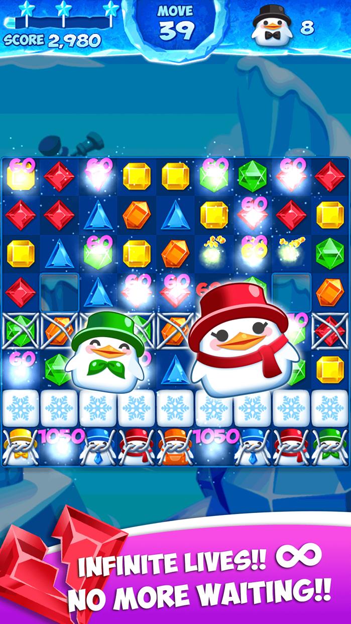 Jewel Pop Mania: Match3Puzzle! Screenshot