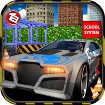 Doctor Driving: School Parking