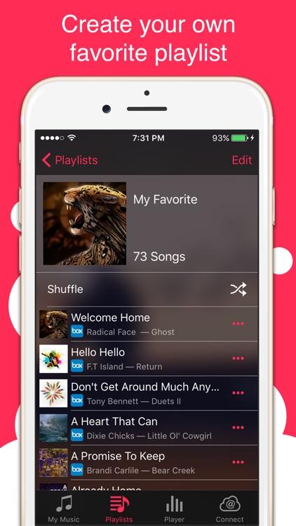 Stream Free - Cloud Music Player