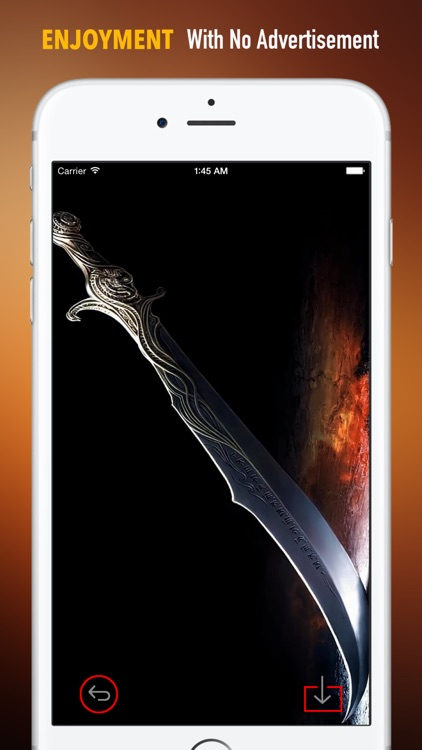 Sword Wallpapers HD: Quotes Backgrounds with Art Pictures screenshot-1