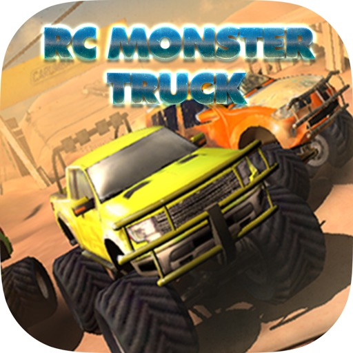 Rc Monster Truck Game For Kids By Hamid Oumoumen