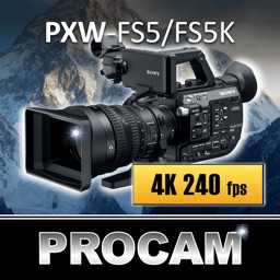 PROCAM for Sony PXW FS5
