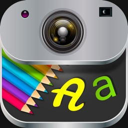 Creative Text Studio – Write Captions And Add Cute Drawings To Your Photos