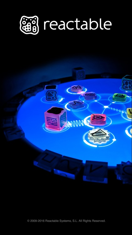Reactable mobile screenshot-0