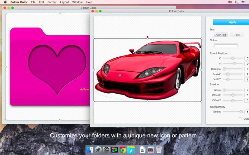 Folder Color - Design Custom Folder Icons | App Price Drops