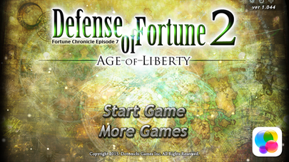ディフェンスオブフォーチュン2(Defense of Fortune 2)のスクリーンショット