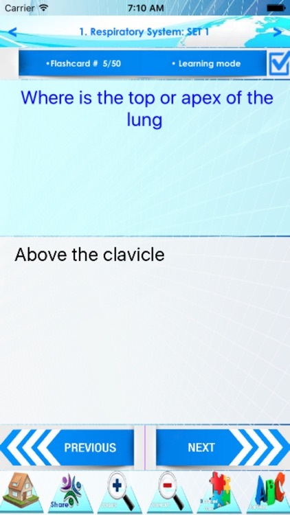 NCLEX Respiratory system 1100 Notes & Quiz screenshot-2