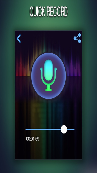 Voice Modifier - Funny voice Recorder & Changer App With