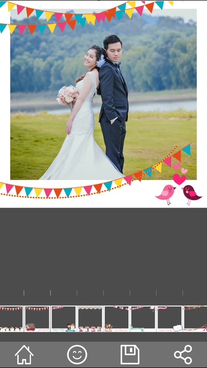 Wedding Photo Frame Free