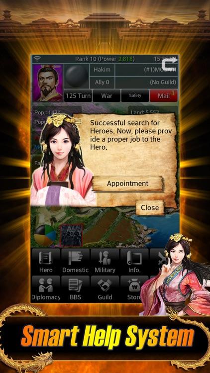 Mobile Three Kingdoms screenshot-3