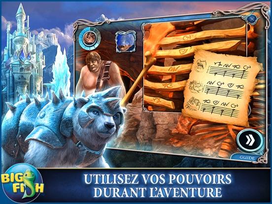Screenshot #6 pour Dark Realm: La Princesse de Glace HD - Un jeu d'objets cachés mystérieux (Full)