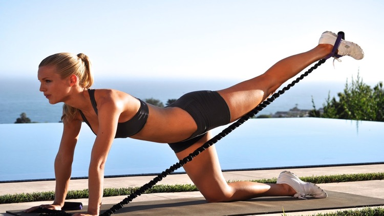 Resistance Bands Total Body Workouts