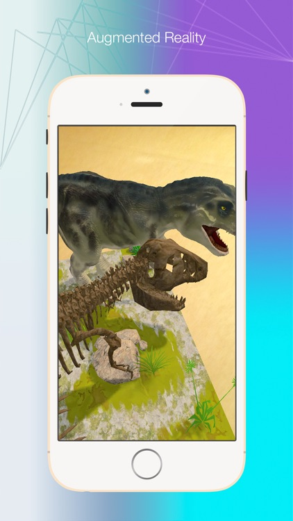 Logie T. Rex Augmented Reality screenshot-4